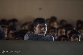 تماشای بازی کاشیما آنتلرز و پرسپولیس در دبیرستان البرز - 23