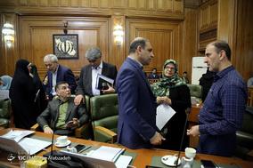 آخرین جلسه شورای شهر تهران ۱۳۹۷ - 4