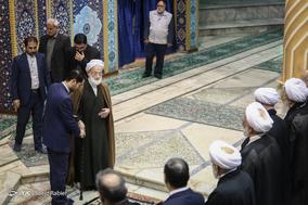 نماز جمعه تهران - ۲۵ آبان ۱۳۹۷ - 22