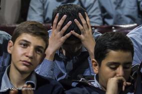 تماشای بازی کاشیما آنتلرز و پرسپولیس در دبیرستان البرز - 32