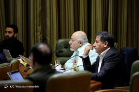 آخرین جلسه شورای شهر تهران ۱۳۹۷ - 11