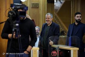 آخرین جلسه شورای شهر تهران ۱۳۹۷ - 9