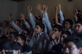 تماشای بازی کاشیما آنتلرز و پرسپولیس در دبیرستان البرز - 15