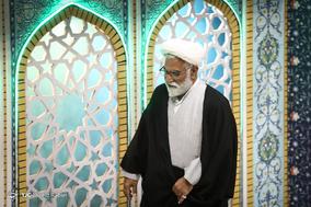 نماز جمعه تهران - ۲۵ آبان ۱۳۹۷ - 13