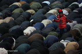 نماز جمعه تهران - ۲۵ آبان ۱۳۹۷ - 28