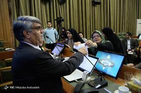 آخرین جلسه شورای شهر تهران ۱۳۹۷ - 5