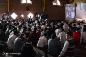 تماشای بازی کاشیما آنتلرز و پرسپولیس در دبیرستان البرز - 9