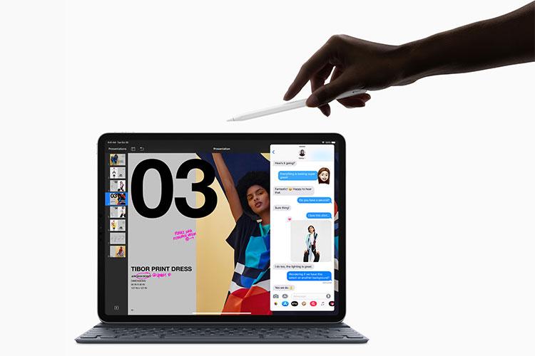 آیپد پرو 2018 از دیدگاه وبسایت اپل - 9