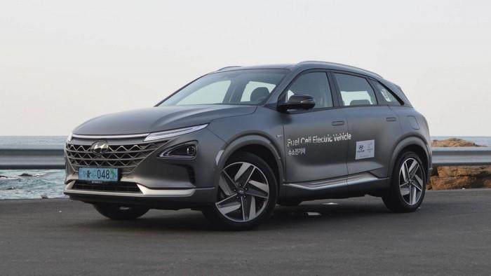 کامیون هیدروژنی هیوندای، سال آینده عرضه میشود - 1