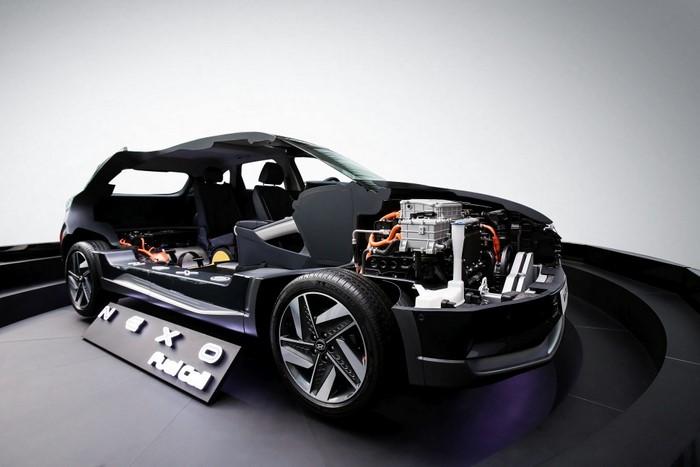 کامیون هیدروژنی هیوندای، سال آینده عرضه میشود - 5