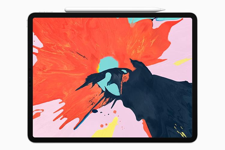 آیپد پرو 2018 از دیدگاه وبسایت اپل - 2