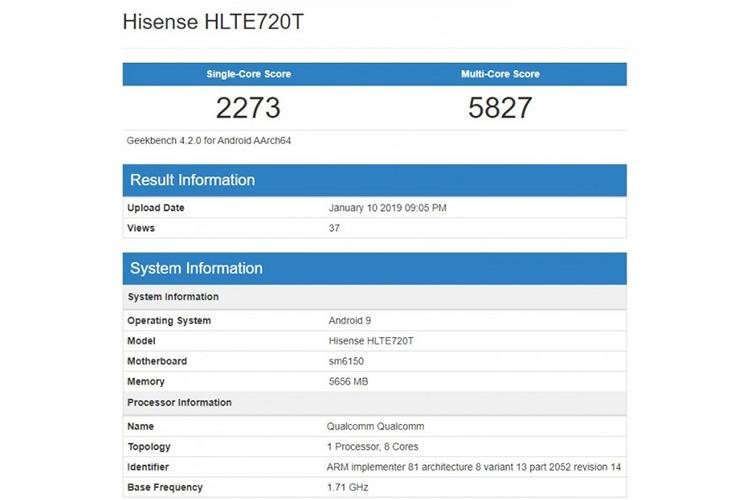 کسب امتیاز بالاتر تراشه اسنپدراگون ۶۷۵ نسبت به اسنپدراگون ۷۱۰ در AnTuTu - 7
